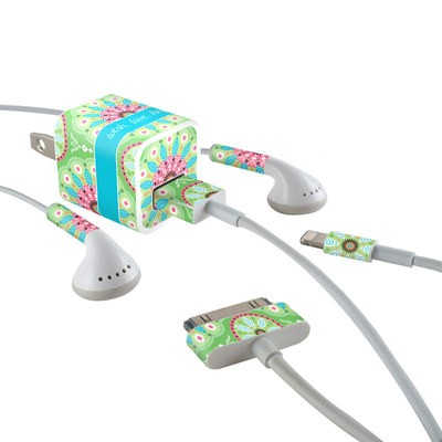 Apple iPhone Charge Kit Skin - Boho