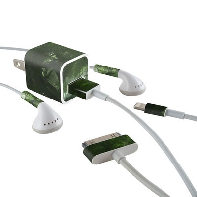 Apple iPhone Charge Kit Skin - Canopy Creek Spring