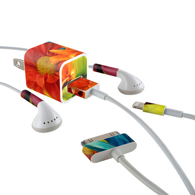 Apple iPhone Charge Kit Skin - Colours