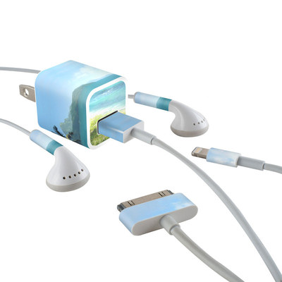 Apple iPhone Charge Kit Skin - El Paradiso