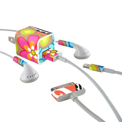Apple iPhone Charge Kit Skin - Fantasia