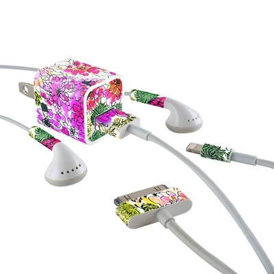 Apple iPhone Charge Kit Skin - Fiore