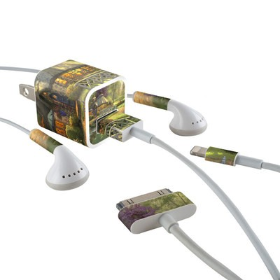Apple iPhone Charge Kit Skin - Friendship Cottage