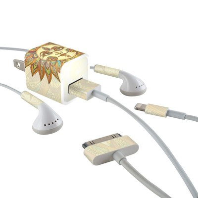 Apple iPhone Charge Kit Skin - Helios