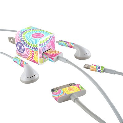 Apple iPhone Charge Kit Skin - Kyoto Springtime