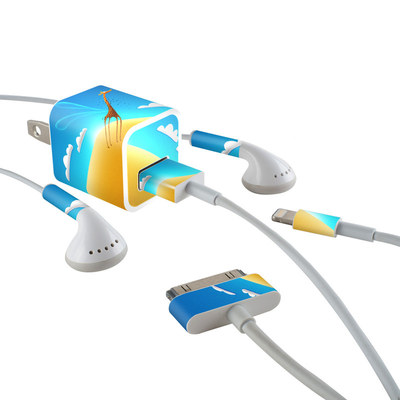 Apple iPhone Charge Kit Skin - Learn to Fly