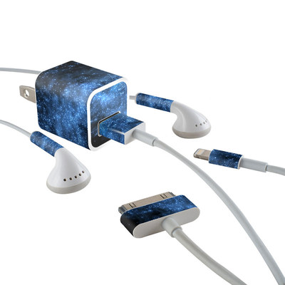Apple iPhone Charge Kit Skin - Milky Way