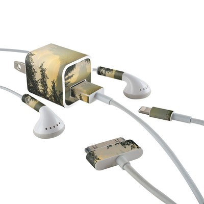 Apple iPhone Charge Kit Skin - Once Upon A Time