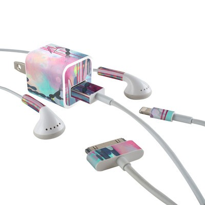 Apple iPhone Charge Kit Skin - Paper Chain
