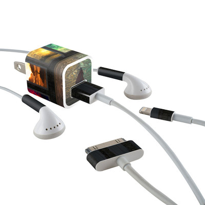 Apple iPhone Charge Kit Skin - Portals