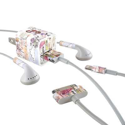 Apple iPhone Charge Kit Skin - Ragazze e Ragazzi