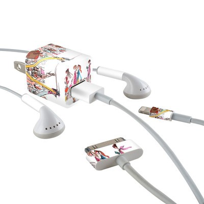 Apple iPhone Charge Kit Skin - Runway Runway