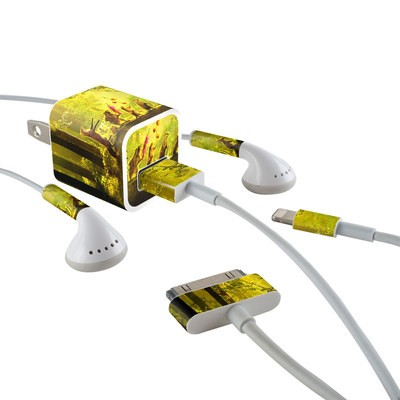 Apple iPhone Charge Kit Skin - Secret Parade