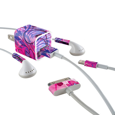 Apple iPhone Charge Kit Skin - Spring Breeze