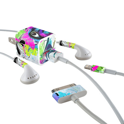 Apple iPhone Charge Kit Skin - Streaming Eye