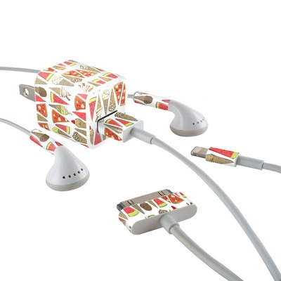 Apple iPhone Charge Kit Skin - Treats