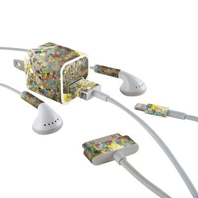 Apple iPhone Charge Kit Skin - Up Up and Away