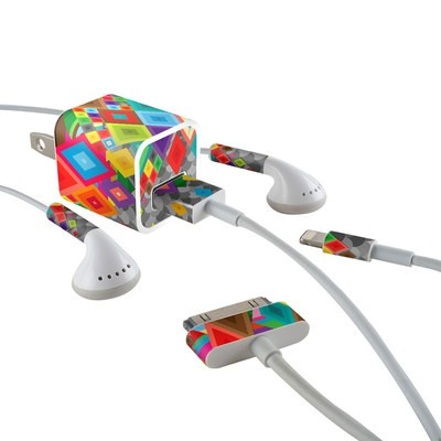 Apple iPhone Charge Kit Skin - Uprising
