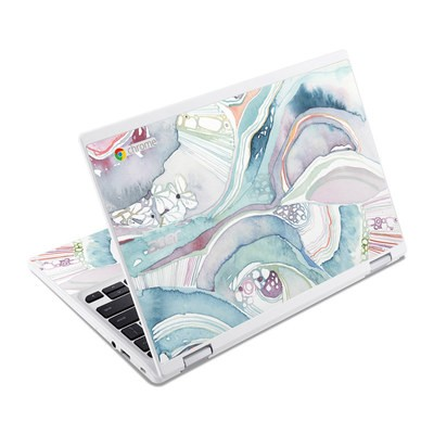 Acer Chromebook R11 Skin - Abstract Organic