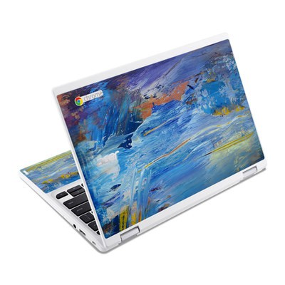 Acer Chromebook R11 Skin - Abyss