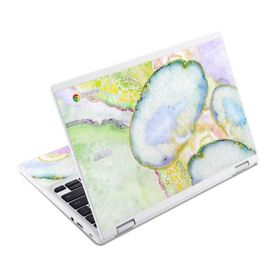 Acer Chromebook R11 Skin - Agate Dreams