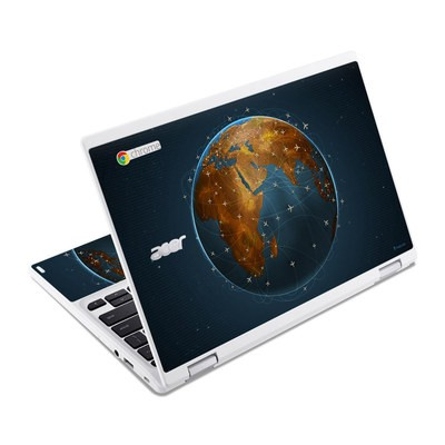 Acer Chromebook R11 Skin - Airlines