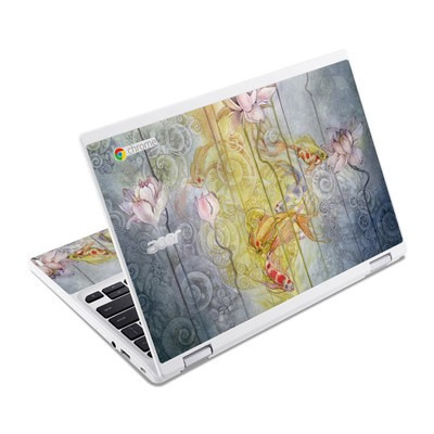 Acer Chromebook R11 Skin - Aspirations