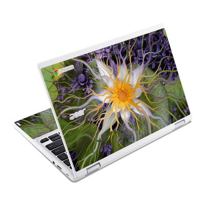 Acer Chromebook R11 Skin - Bali Dream Flower