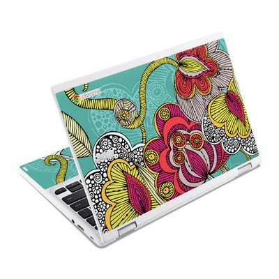 Acer Chromebook R11 Skin - Beatriz