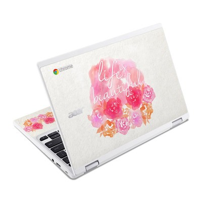 Acer Chromebook R11 Skin - Beautiful