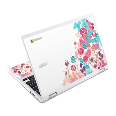 Acer Chromebook R11 Skin - Blush Blossoms