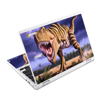 Acer Chromebook R11 Skin - Brown Rex