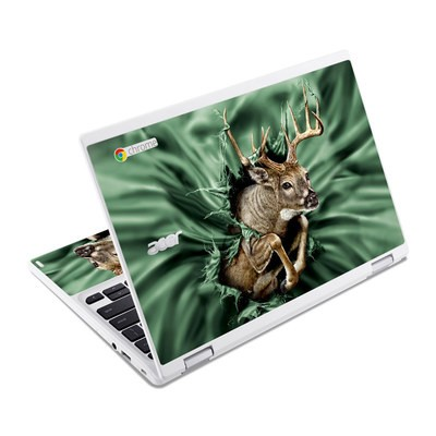 Acer Chromebook R11 Skin - Break Through Deer