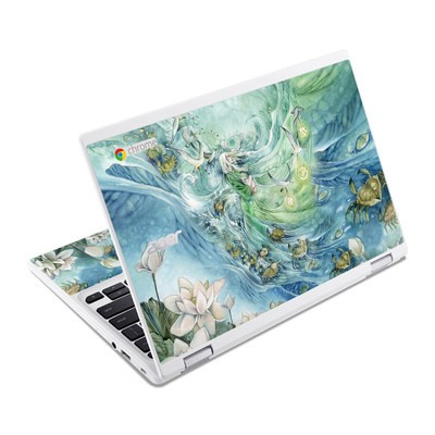Acer Chromebook R11 Skin - Cancer