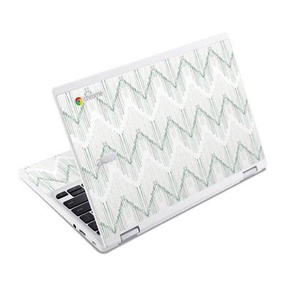 Acer Chromebook R11 Skin - Chic Chevron