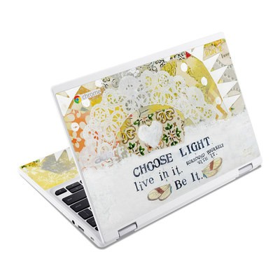 Acer Chromebook R11 Skin - Choose Light