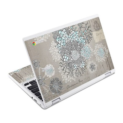 Acer Chromebook R11 Skin - Christmas In Paris