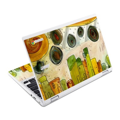 Acer Chromebook R11 Skin - City Life