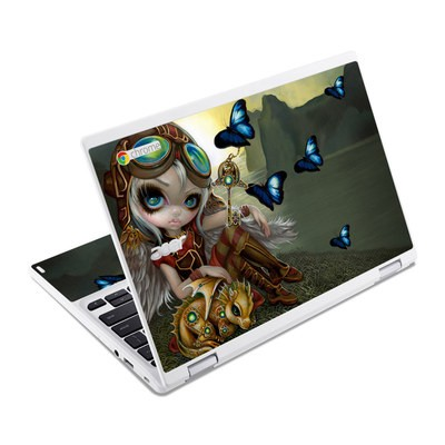 Acer Chromebook R11 Skin - Clockwork Dragonling