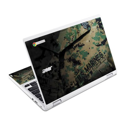 Acer Chromebook R11 Skin - Courage