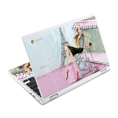 Acer Chromebook R11 Skin - Cafe Paris