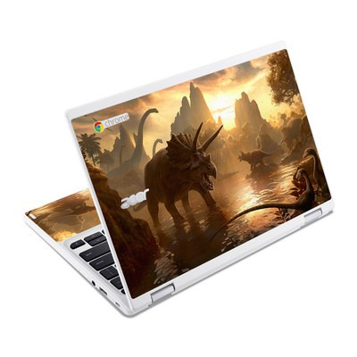 Acer Chromebook R11 Skin - Cretaceous Sunset