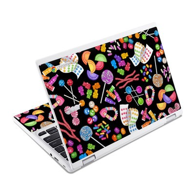Acer Chromebook R11 Skin - Candy Toss