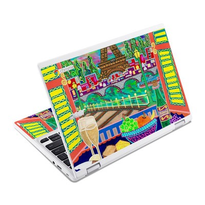 Acer Chromebook R11 Skin - A Date With Fate