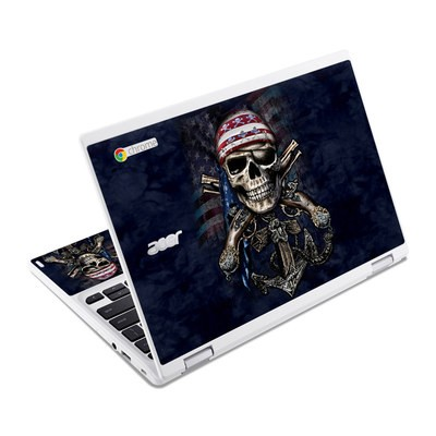 Acer Chromebook R11 Skin - Dead Anchor