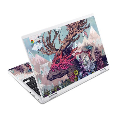 Acer Chromebook R11 Skin - Deer Spirit