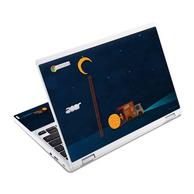 Acer Chromebook R11 Skin - Delivery