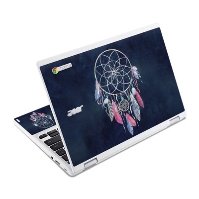 Acer Chromebook R11 Skin - Dreamcatcher