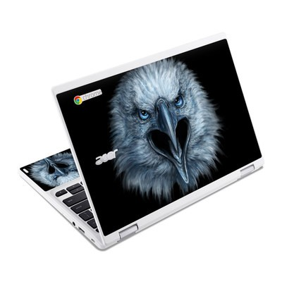 Acer Chromebook R11 Skin - Eagle Face