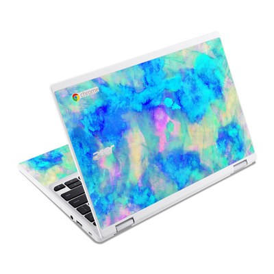 Acer Chromebook R11 Skin - Electrify Ice Blue